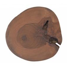 """Haak van boomstam hout 8-10cm, """"tree hook large"""""""