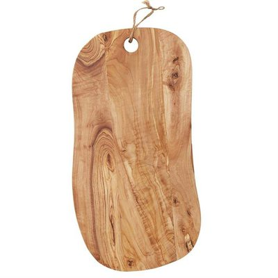 """Breadboard olive wood, approximately 40x20cm """"board olivewood"""""""