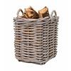 "Mand van rotan ""Twig XL baskets set of 2"""