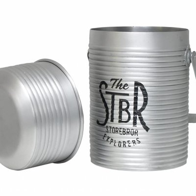 """Vorratsbehälter 15x15x27cm """"Storage jar"""""""
