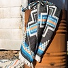 "Quilt woven native 200x140cm ""Native throw"""