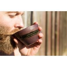 """Handgemaakt kopje van keramiek Set van 6 13x10x6,5cm """"Handmade ceramic cup"""""""