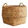 "Korb ""banana leaves basket"" 61x61x56cm"