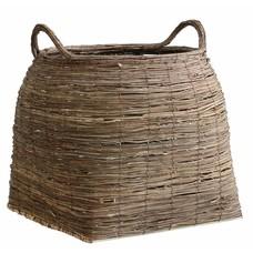 "Mand ""grass basket"" 35,5x35,5x42cm"