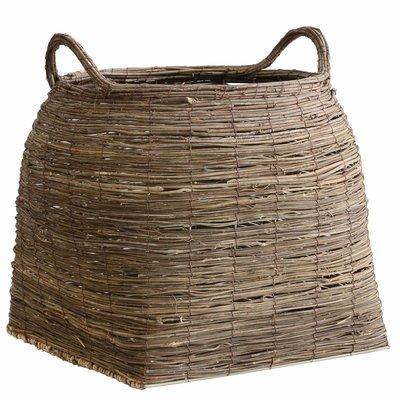 "Basket ""grass basket"" 35,5x35,5x42cm"