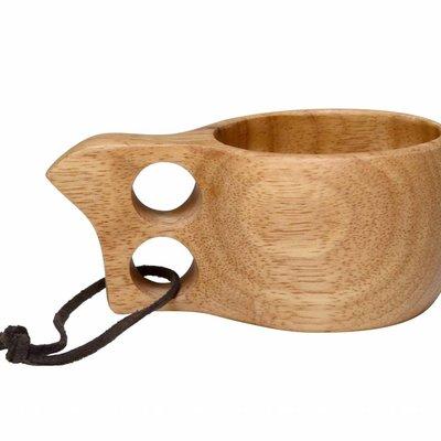 """Mok van hout """"wooden mug"""""""