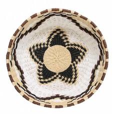 """Schale von Recycling papier """"native woven basket m"""" 35cm"""