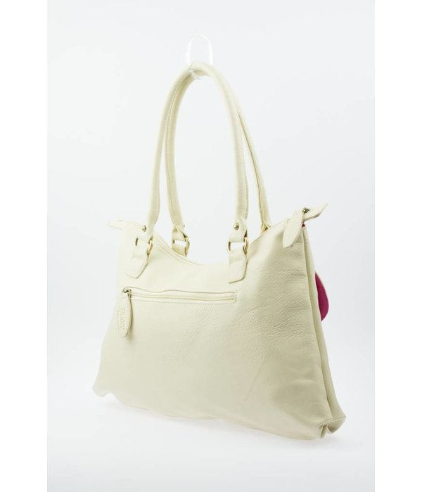 Bulaggi Cremè Basic pocket Satchel
