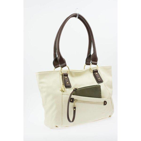Cremè Loose Pocket Citybag