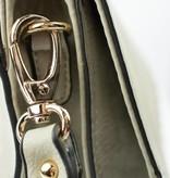 Bulaggi Grijze Chain Deco Messenger
