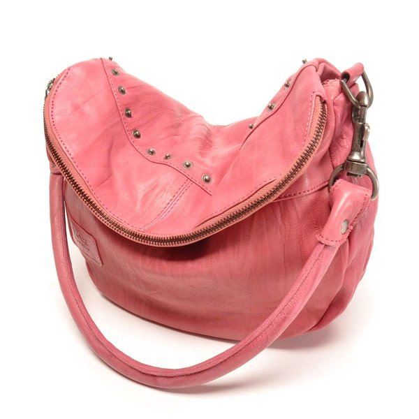Donker roze damestas