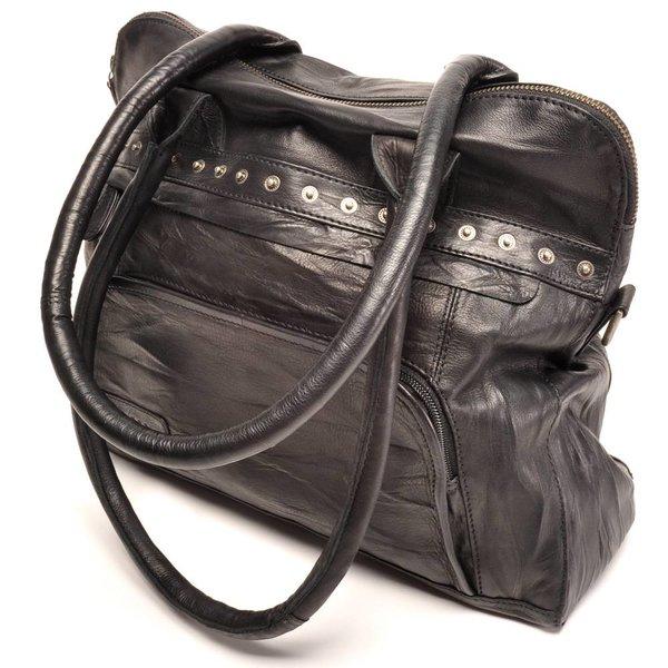 Zwarte damestas