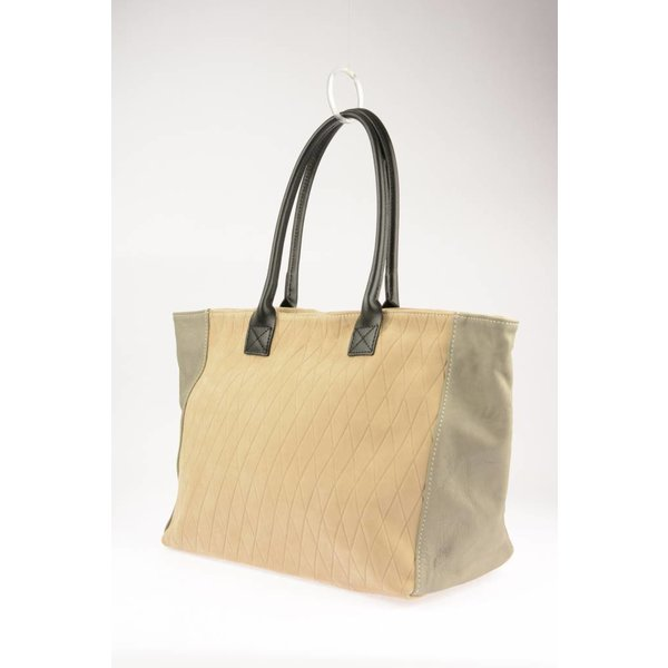 Unieke Duo-tint Shopper