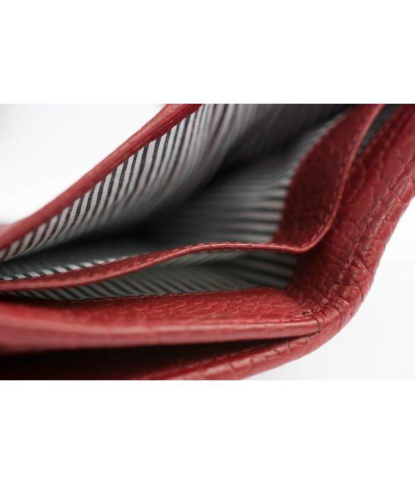 Berba Rode dames portemonnee