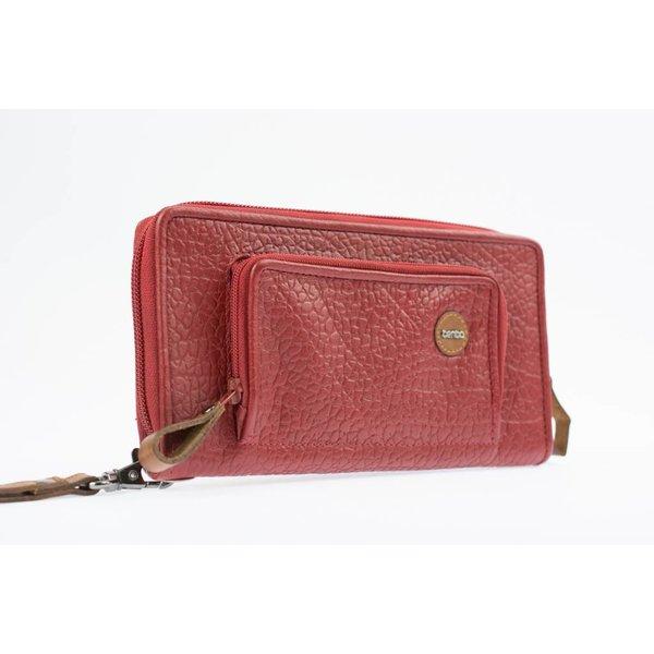Rode dames portemonnee
