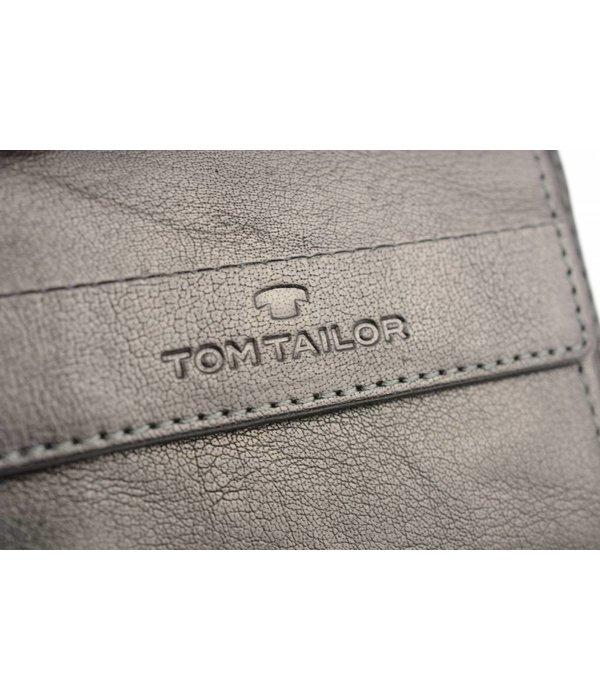 Tom Tailor Zwarte Theo portemonnee heren