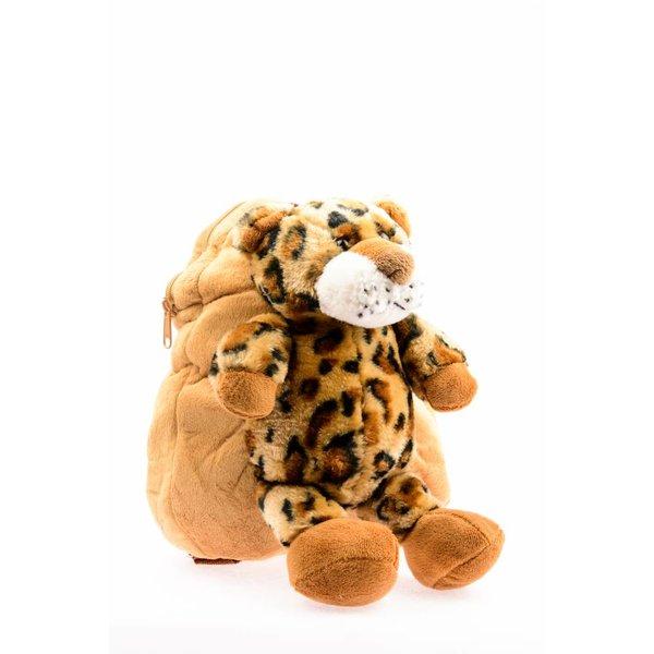 Luipaard rugtas kinderen