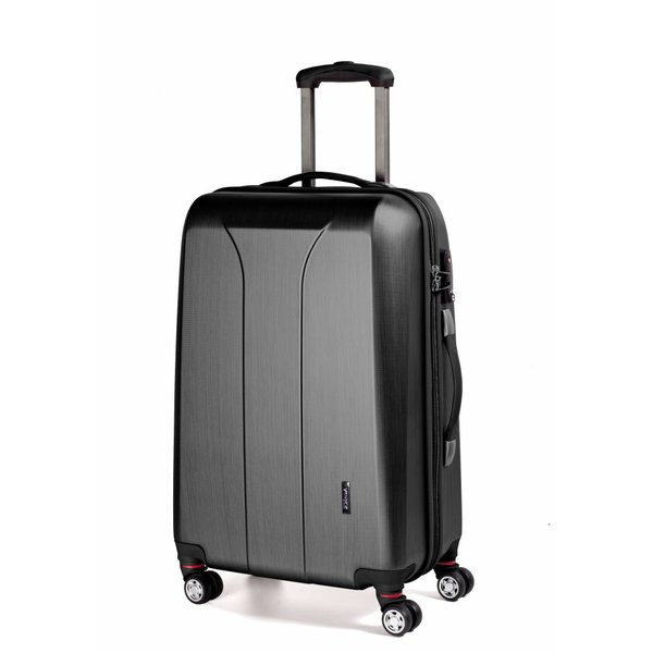 New Carat Kofferset Zwart