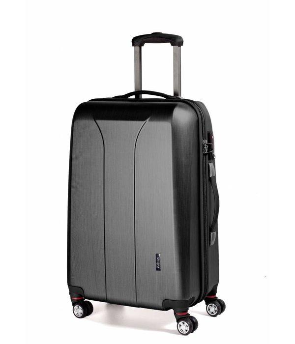 March15 New Carat Kofferset Zwart