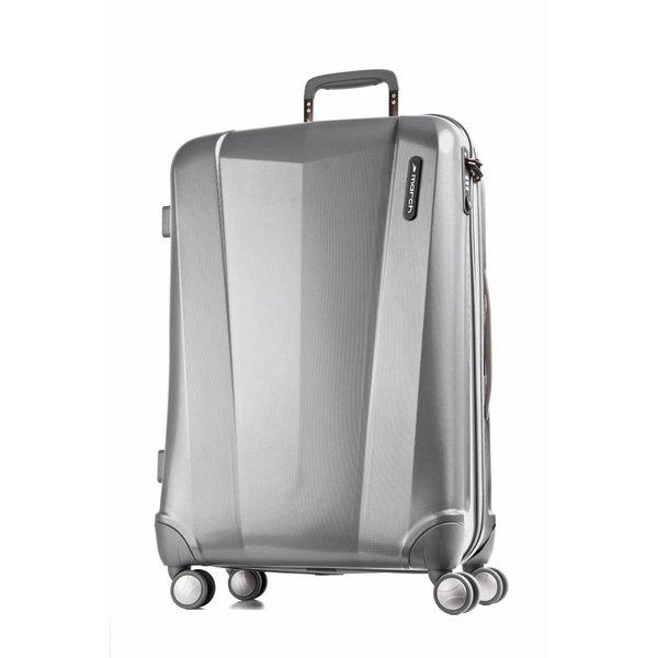 Vision kofferset Zilver/Grijs
