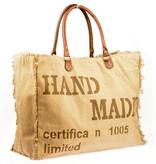 Mona-B Mooie Canvas Shopper