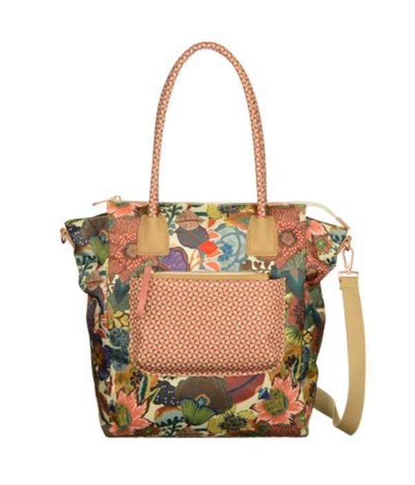 Oilily Kiwano winter white dames shopper van Oilily