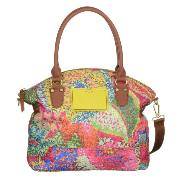 Moza M carry all cerise dames