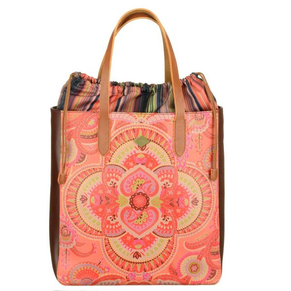 Tote bag Rose Paisley dames