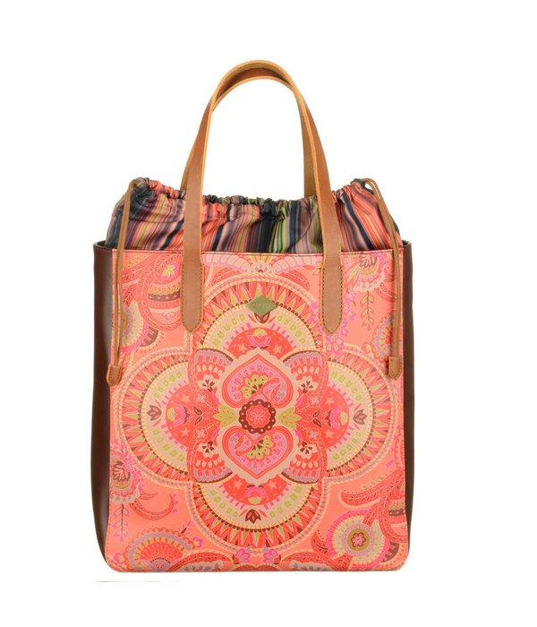 Oilily Tote bag Rose Paisley dames shopper