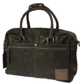 Legend Aaron business tas in de kleur zwart