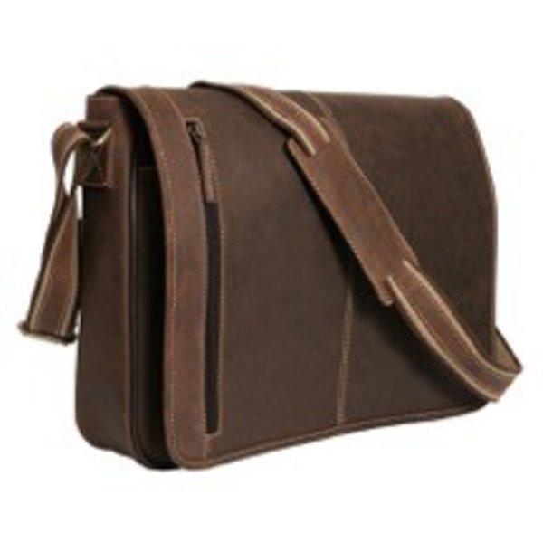 Buffal Bags business tas Bruin Nubuck