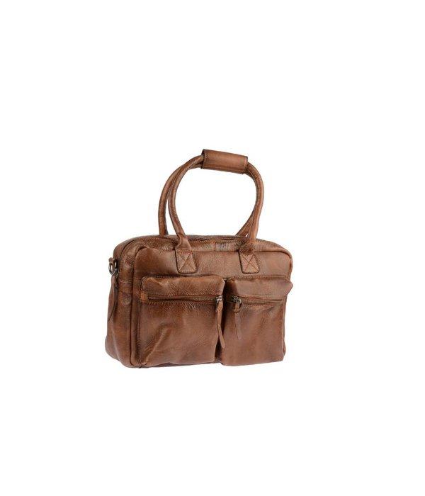 Burkely Westernbag Mid Size Mocha schoudertas
