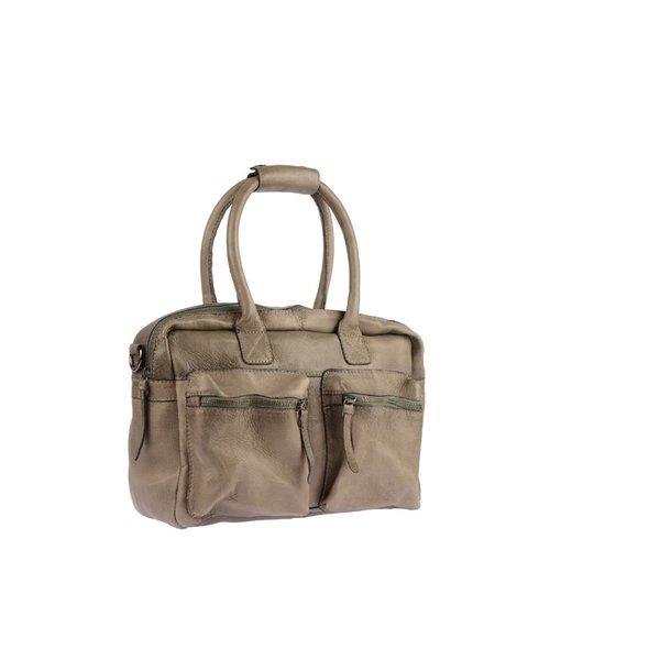 Westernbag Mid Size Grey schoudertas
