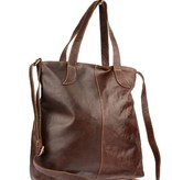 Alpenleder Shopper IMPERIA brandy