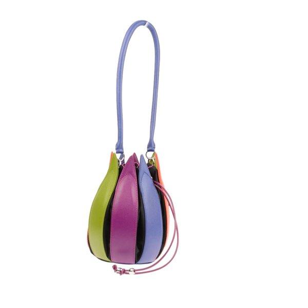Tulp tas structuur meerdere kleuren
