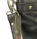 Unleaded Luxe Calgory handtas in zwarte kleur
