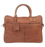 Burkely luxe cognac laptoptas Filippa 15 inch