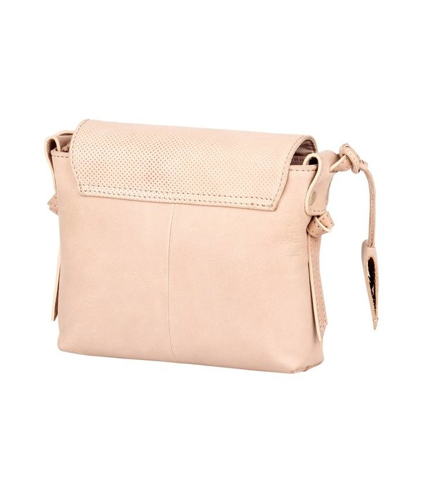 Burkely luxe cream Lena X-OVER FLAP schoudertas