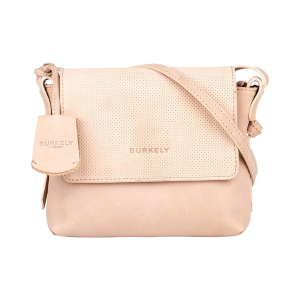luxe cream Lena X-OVER FLAP schoudertas