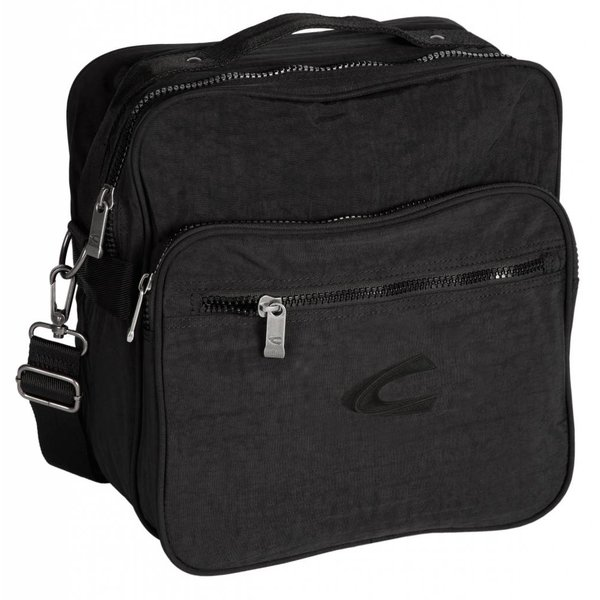 stoere zwarte Journey Carry-on bag