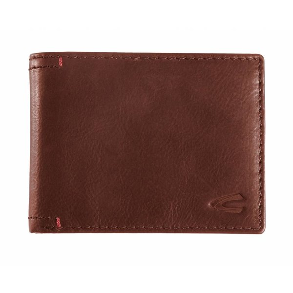 stoere bruine billfold portemonnee Salamanca groot