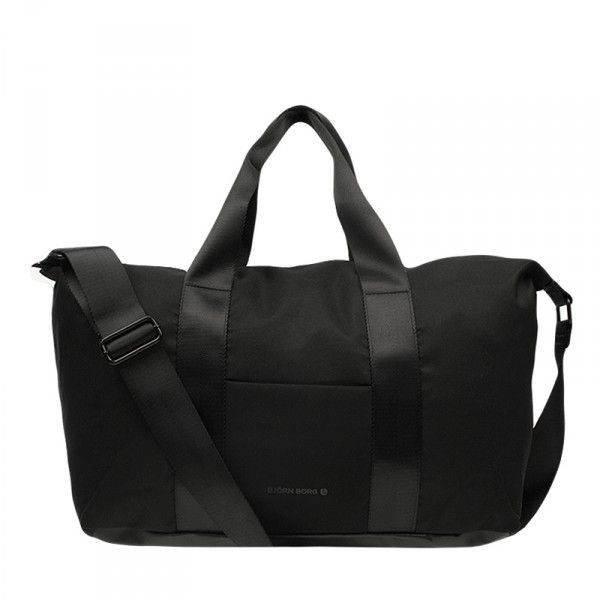 stoere zwarte Elisa bag