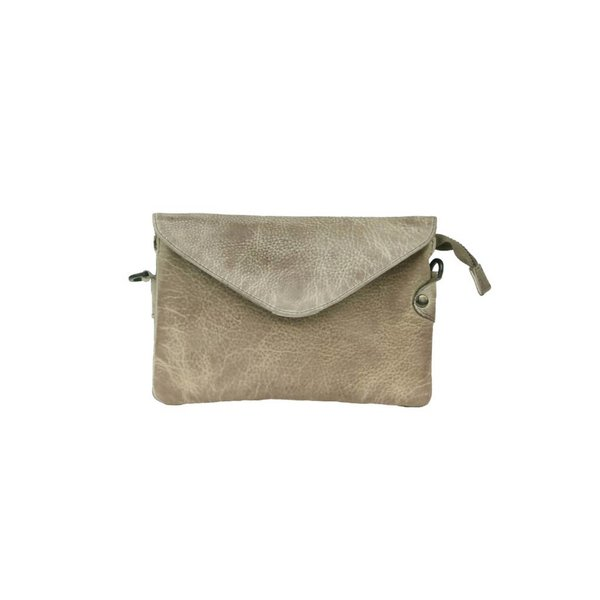 Clutch Costa Grey