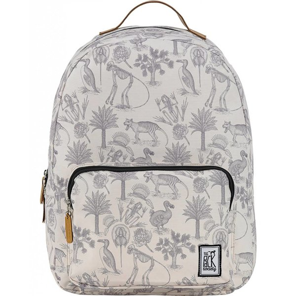 hippe grijze Fossiel classic backpack