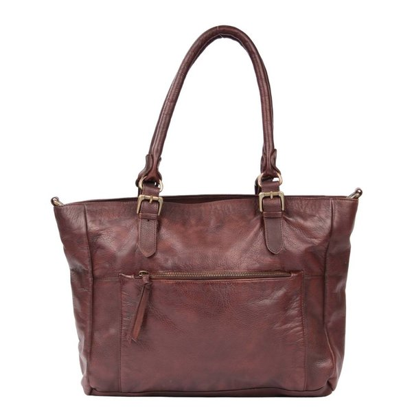 Tas Milano Brown