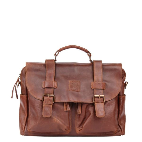 Alba Businessbag Tan