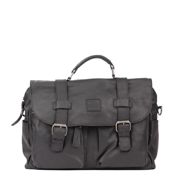 Alba Businessbag Black