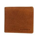 Burkely Dax Billfold Low - Cognac
