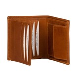 Burkely Dave Billfold High - Cognac