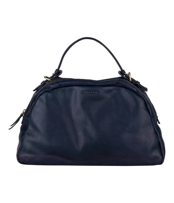 Burkely Melany Handbag M - Atlantic Blue